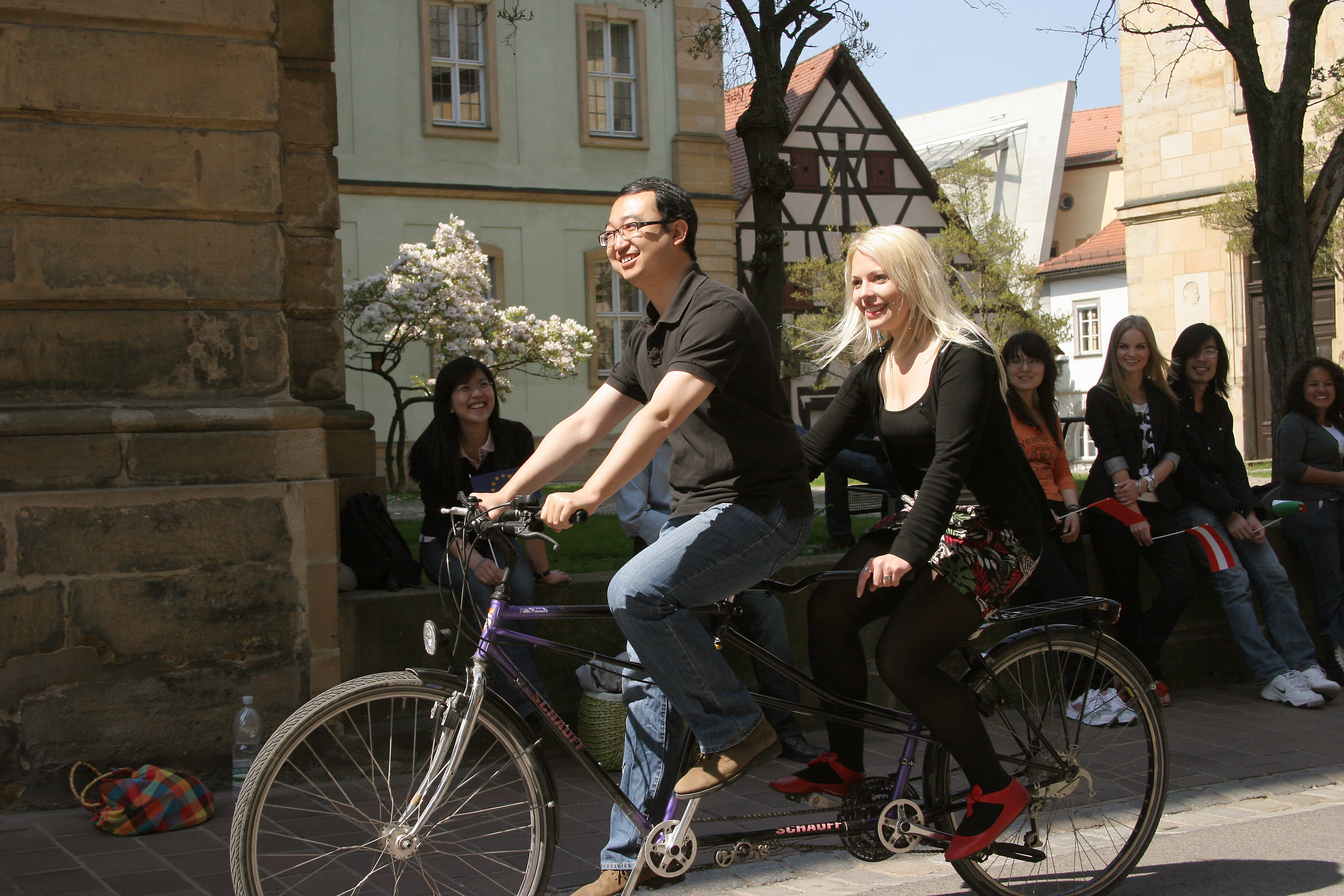 Bamberg leute kennenlernen