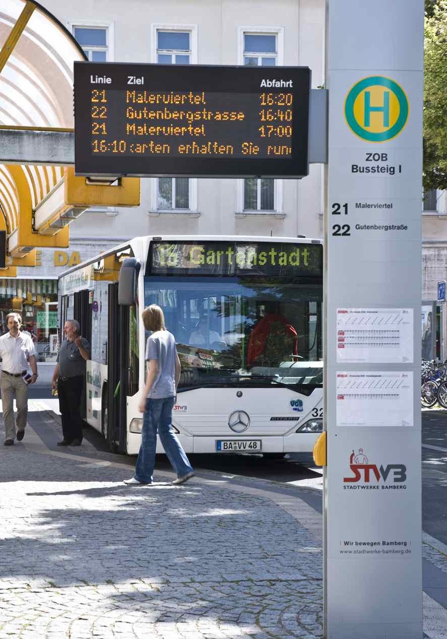 öffentliche Verkehrsmittel Fekide