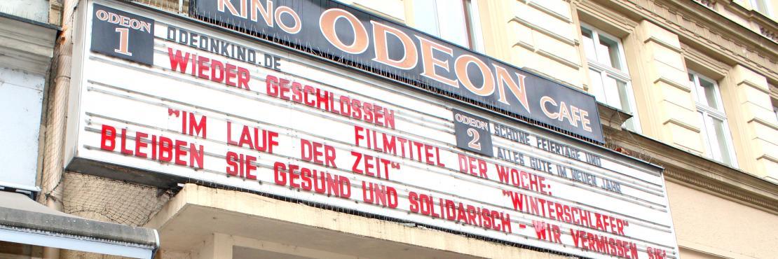 Odeon Metalltafel